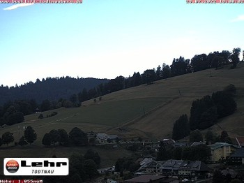 Todtnauberg in the southern Black Forest