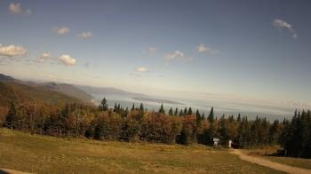 Le Massif Ski Resort: Top Station