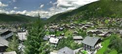 Panoramablick über Morzine