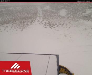 Treble Cone - Big Skite