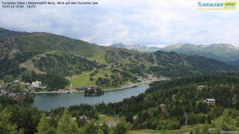 Turracher Höhe: Blick Turracher See