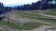 Maribor: Übungshang am Hotel Bellevue