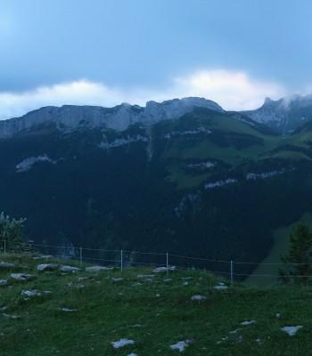 Ebenalp: View Top Station