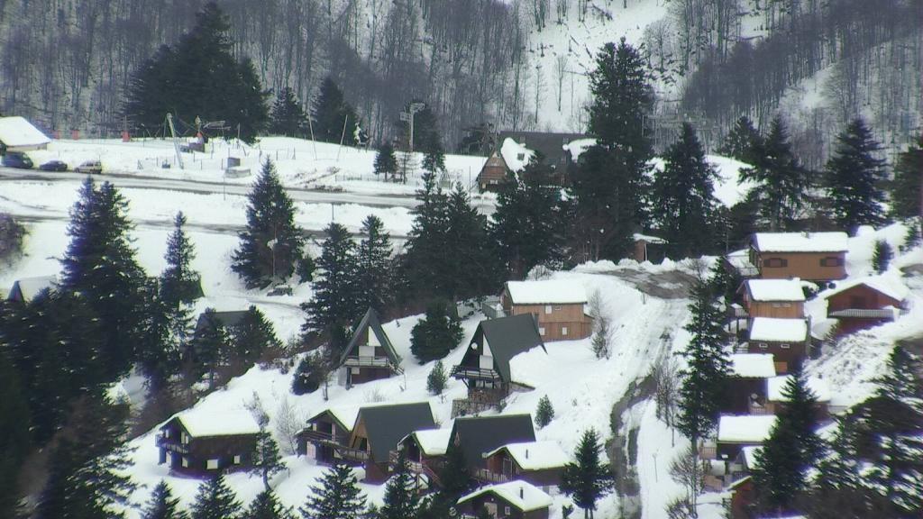 Webcam Guzet Upper Station 1615 M Pyrenees Livecam