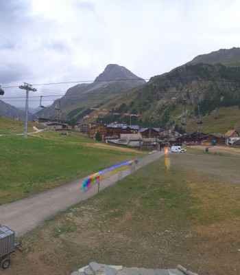 Val d'Isère Valley