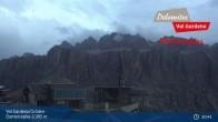 Val Gardena - Dantercepies Top station