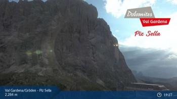 Val Gardena - Piz Sella Bergstation