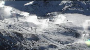 Val Thorens- Haut du Snowpark