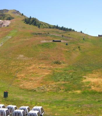 Valloire - Top station Sétaz