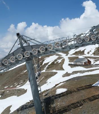 Valmeinier - Top station Les Jeux
