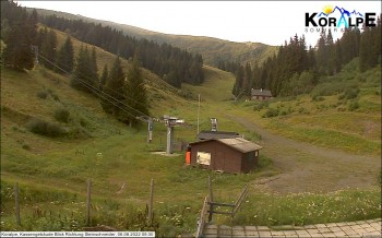 Koralpe: View Base Station