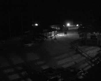 View at the parking area at the Chapelco Ski Resort