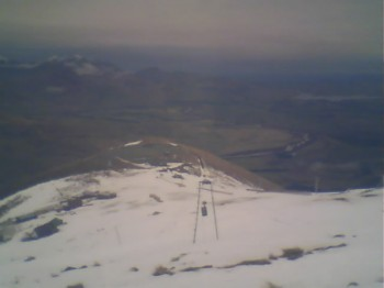 View from the Fox Peak top station