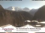 Simplon mountain range