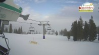 View from Top of North Star Express Quad.