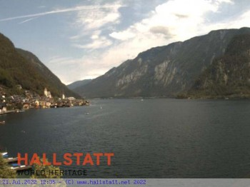 View Hallstatt and the Lake