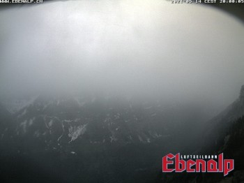 View Marwees Ridge from Ebenalp