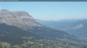 View of Megève