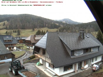 View of Menzenschwand in the High Black Forest