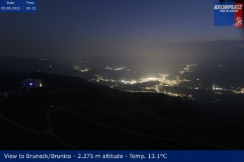 View To Brunico