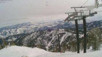 Pine Creek View in Bogus Basin Ski Resort