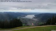 Wallberg - Blick über den Tegernsee