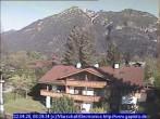 Garmisch-Partenkirchen: Blick von der Kreuzstraße