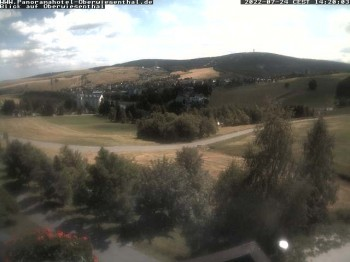 Webcam am Panorama Hotel in Oberwiesenthal