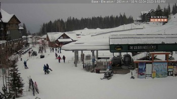 Webcam an der Talstation des Golden Eagle Express
