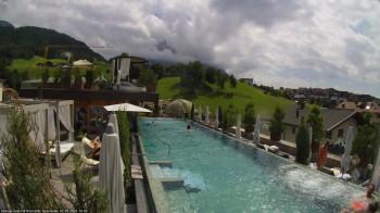 Webcam at Abinea Dolomiti Romantic Spa Hotel in Kastelruth