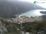 Webcam at Lake Molveno