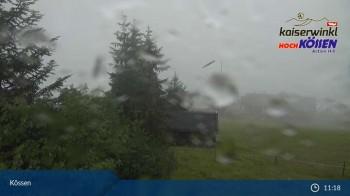 Webcam at Unterberghorn (Kössen)