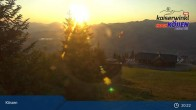 Webcam at Unterberghorn (Kössen)