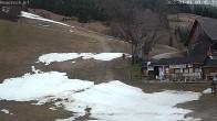 Webcam auf die Talstation im Skigebiet Joglland Hauereck
