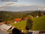 Mitterdorf: Ausblick Hotel Waldeck