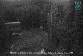 Webcam bei der Heather Bergstation im Skigebiet Mt. Hood Meadows