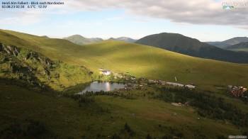 Webcam Heidi Alm Ski Resort at Lake Falkert