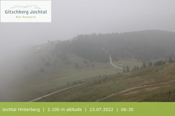 Webcam Jochtal: Hinterberg