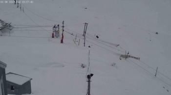 Webcam Mt. Olympus, Neuseeland – Blick auf Zufahrtsweg 2
