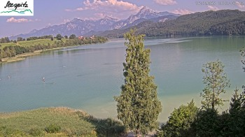 Weißensee bei Füssen