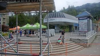 Whistler Dorf Webcam
