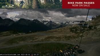 Whistler: Helikopter Landeplatz