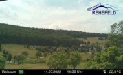 Winterwelt Rehefeld im Erzgebirge