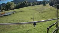 Worldcup ski run Brauneck