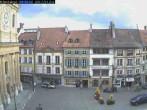 Yverdon-les-Bains - Pestalozzi-Platz