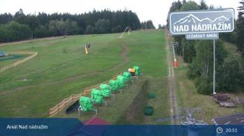 Zelezna Ruda - Skiareal Nad Nadrazim