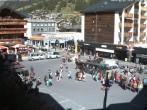 Zermatt - Bahnhofplatz
