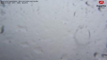 Zugspitze - Blick nach Norden