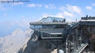 Zugspitze Gipfel: Bergstation neue Seilbahn
