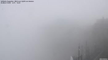 Zugspitze: Top Station Eibsee-Seilbahn